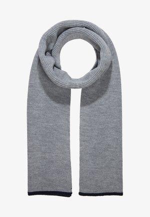 Schal -  grey/ dark blue
