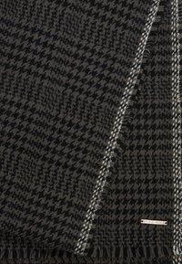 Pier One - Bufanda - dark gray/ black - 2