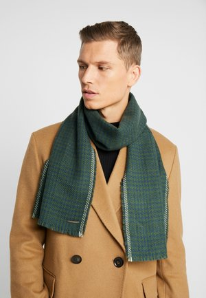 Scarf - green/dark blue