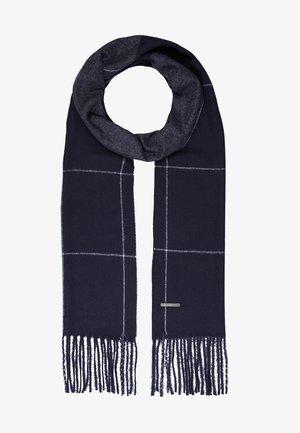Écharpe - dark gray/dark blue