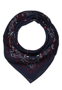 Pier One - 2 PACK - Foulard - red/dark blue
