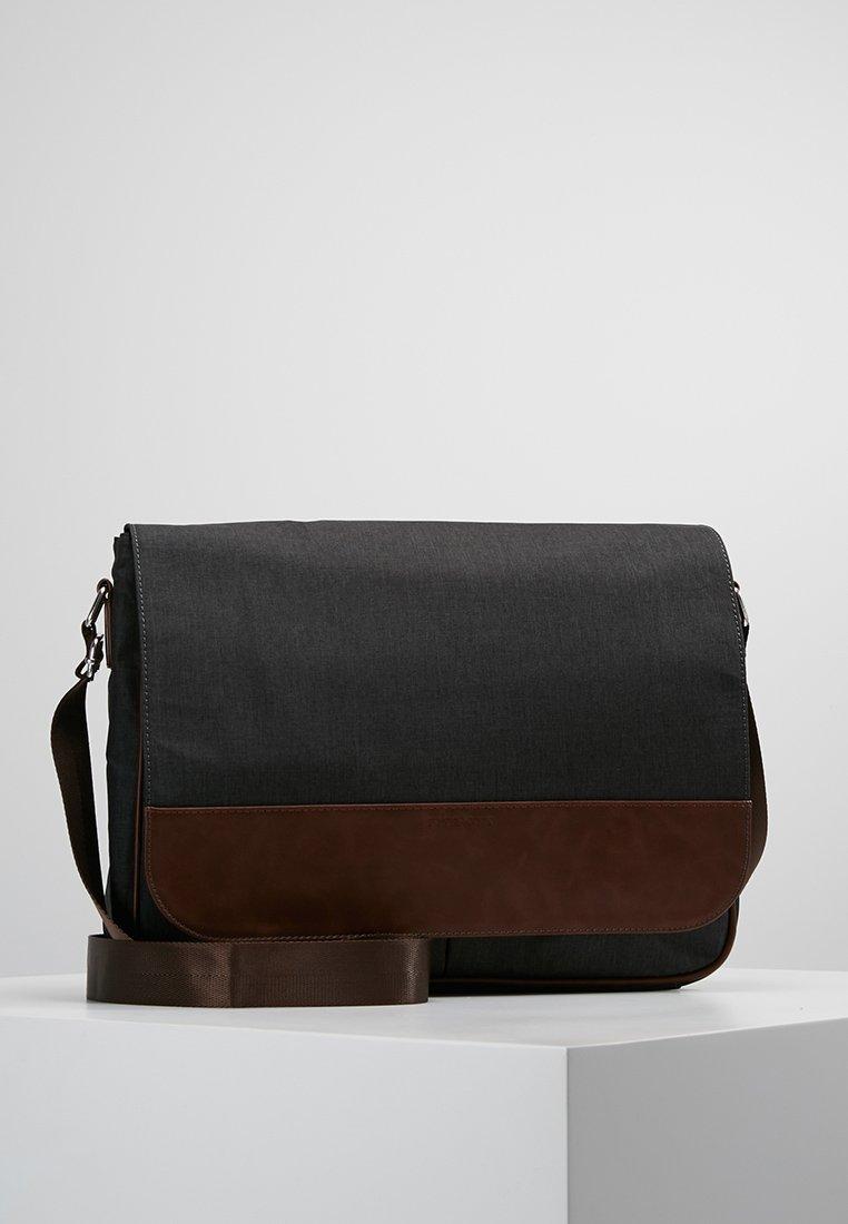 Pier One - Bandolera - black