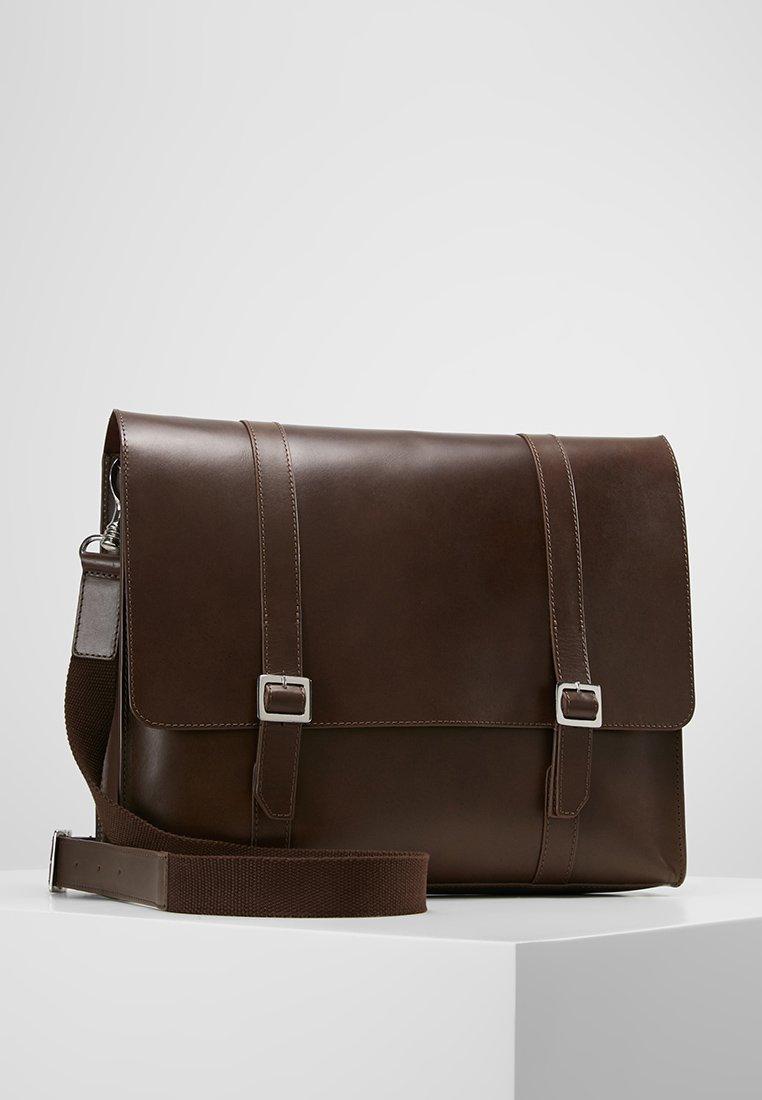 Pier One - Briefcase - dark brown