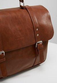 Pier One - Briefcase - brown - 6