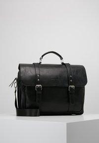 Pier One - Briefcase - black - 0