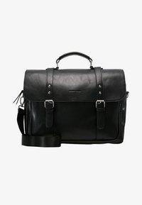 Pier One - Briefcase - black - 5