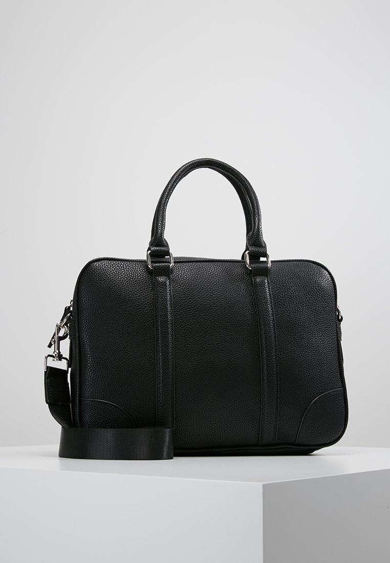 Pier One - Briefcase - schwarz
