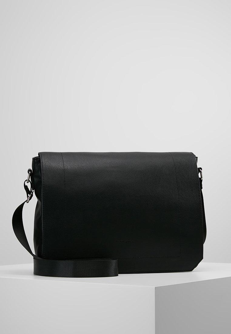 Pier One - Umhängetasche - black