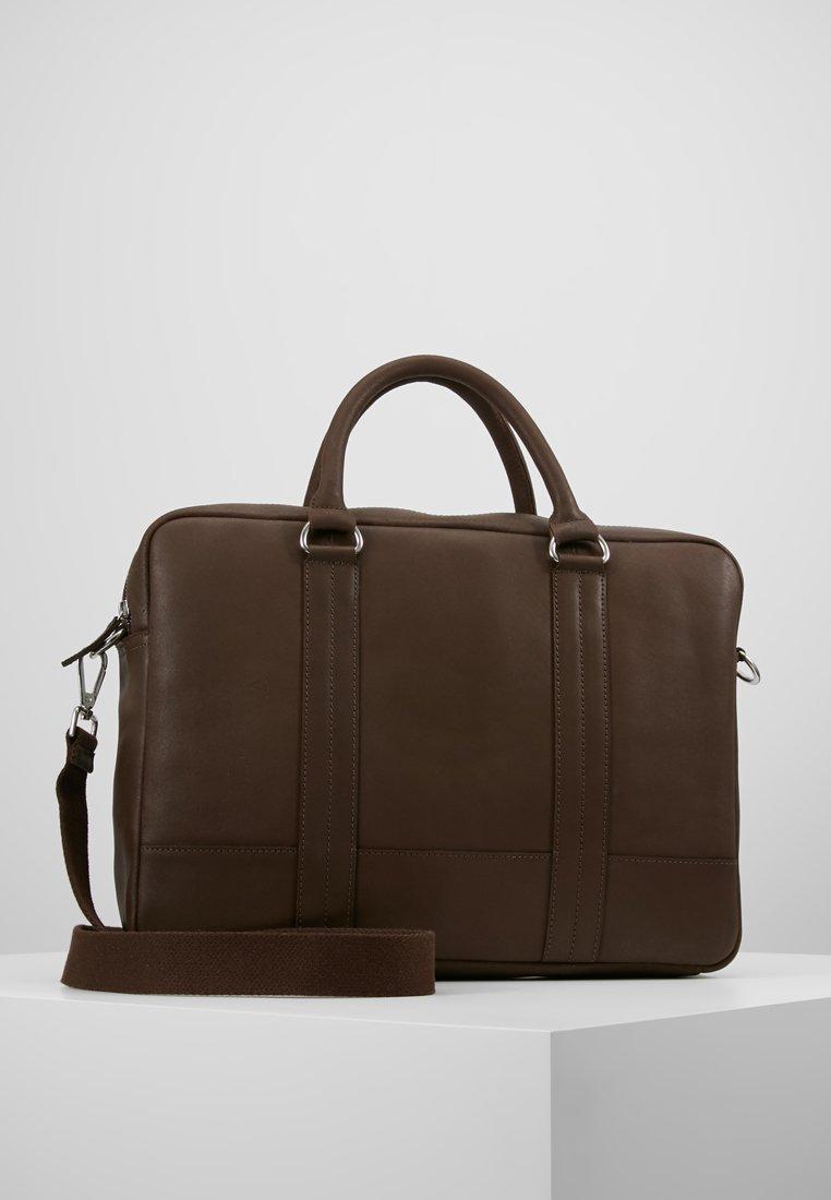 Pier One - Notebooktasche - dark brown