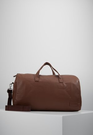 Weekendbag - cognac