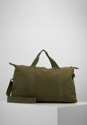 Weekend bag - oliv