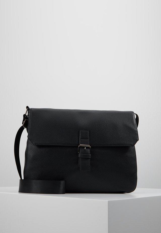 Stresskoffert - black
