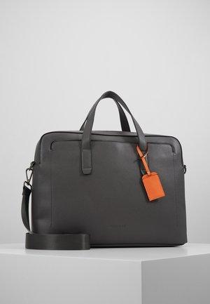 Briefcase - grey