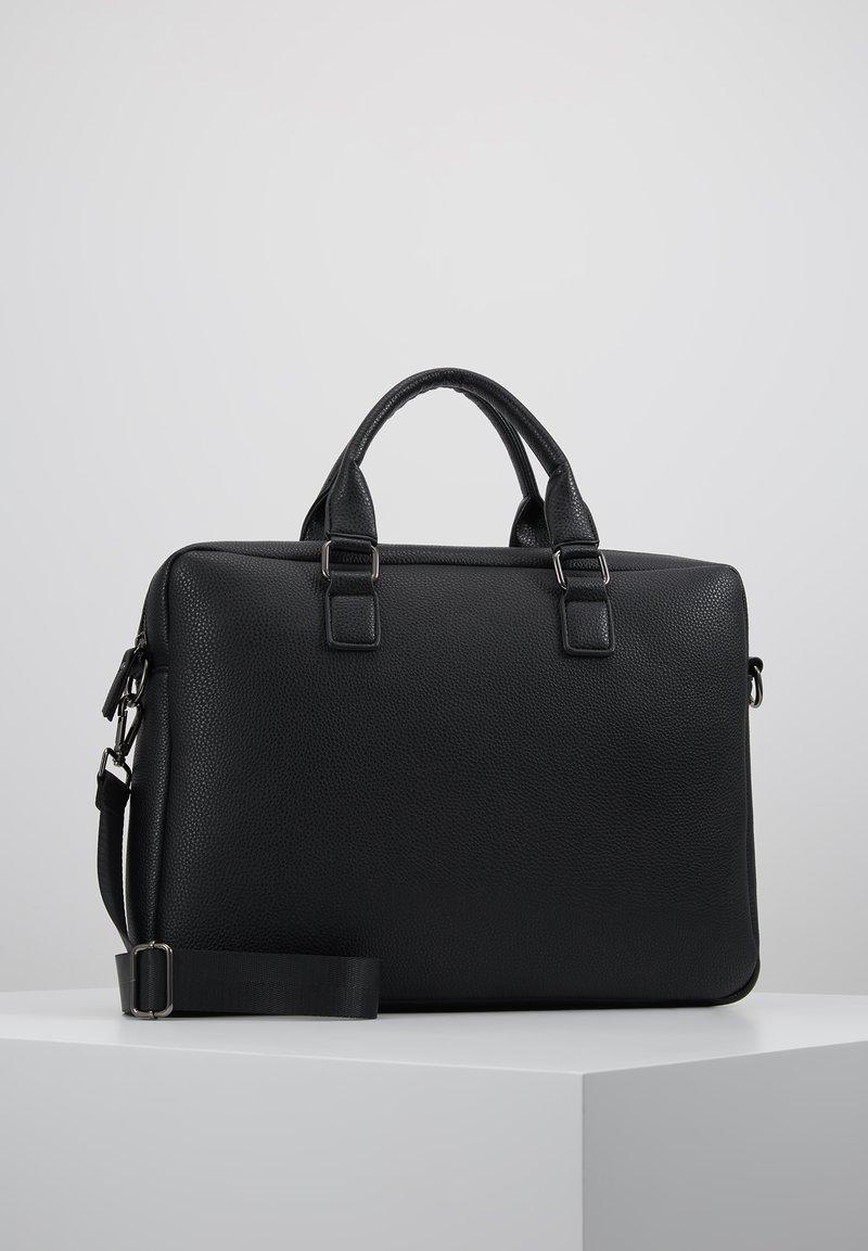 Pier One - Torba na laptopa - black
