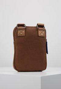 Pier One - Across body bag - dark brown - 2