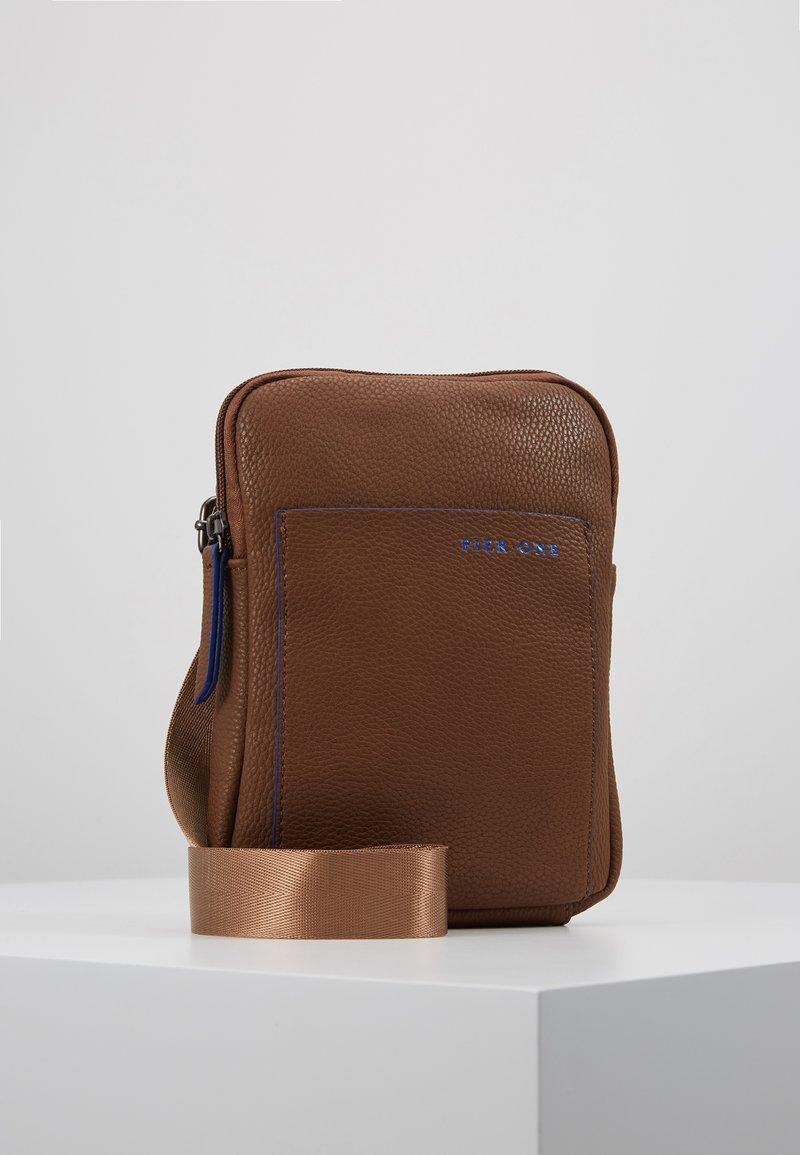 Pier One - Across body bag - dark brown