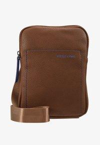 Pier One - Across body bag - dark brown - 5
