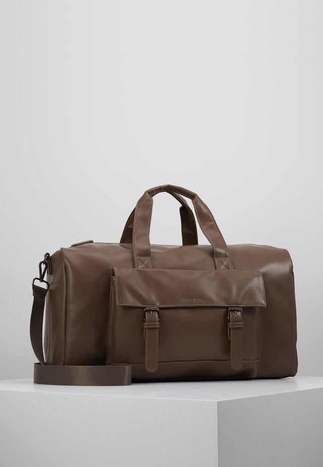 Weekend bag - taupe
