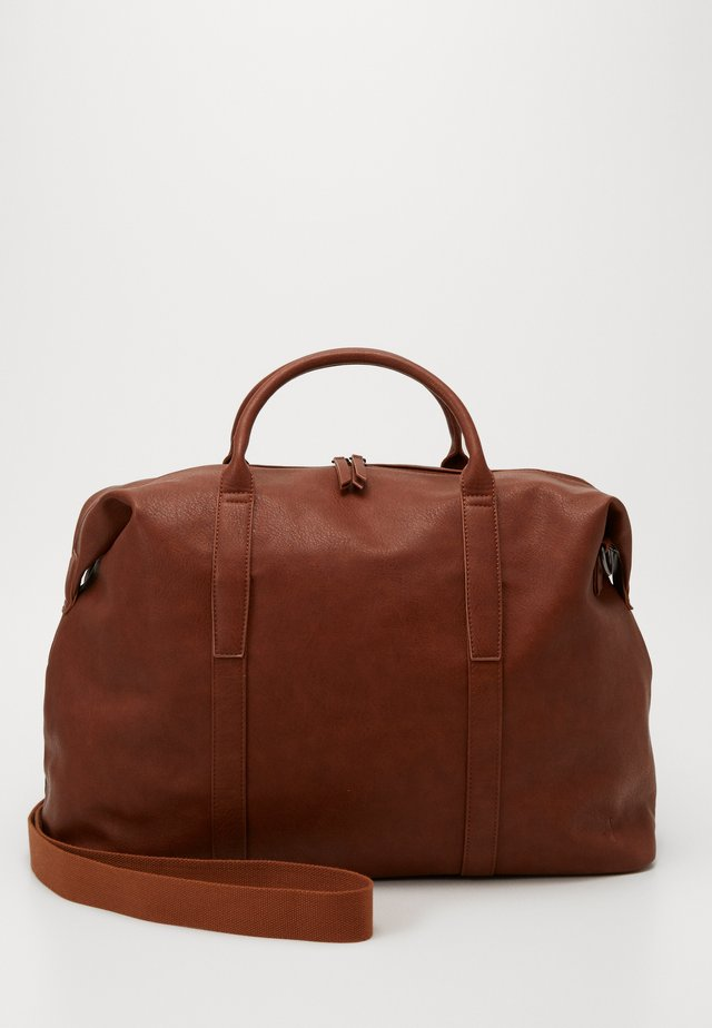 Weekendbag - dark brown