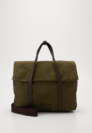 UNISEX - Laptop bag - olive