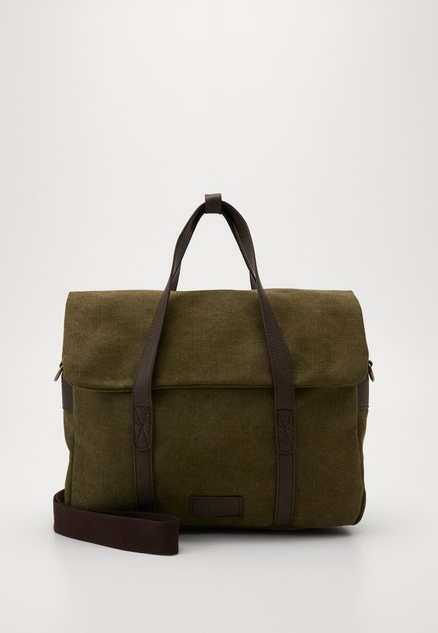 Laptop bag - olive