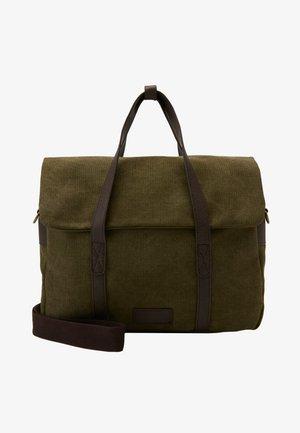 Laptop bag - olive