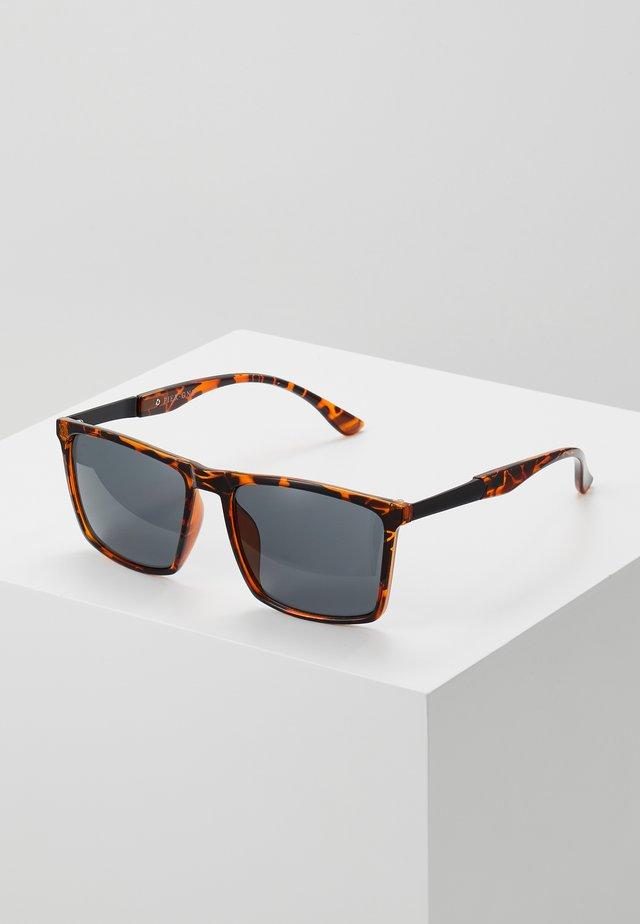 Okulary przeciwsłoneczne - black/brown