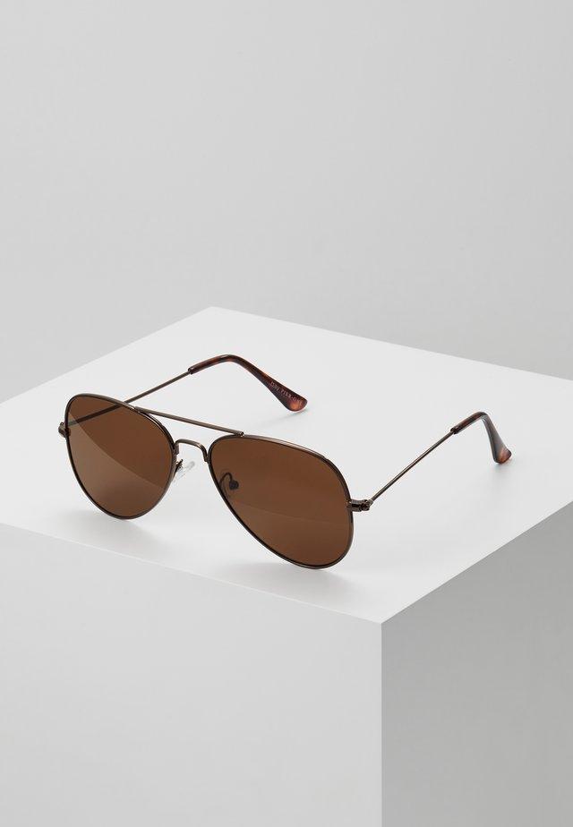 Sunglasses - bronze