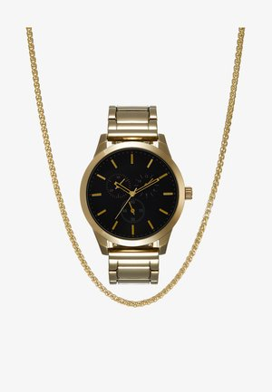 SET - Horloge - gold-coloured