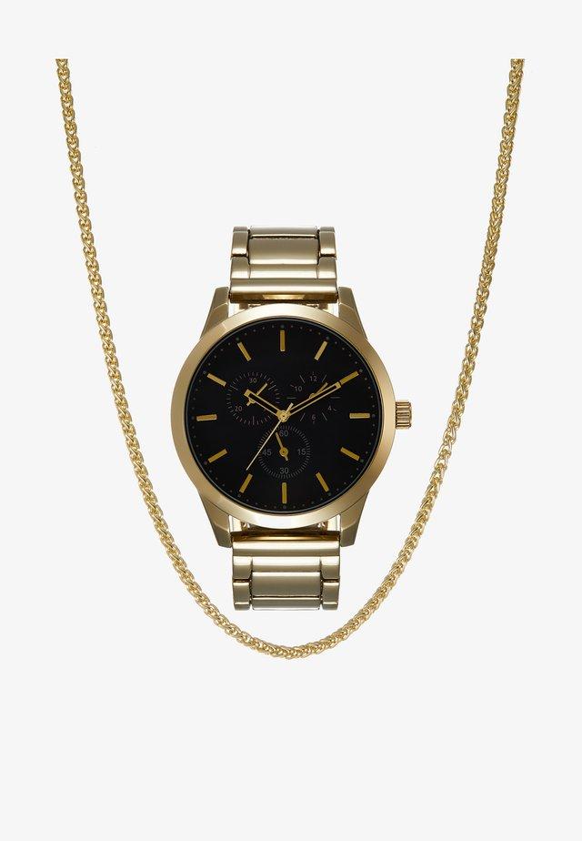 SET - Orologio - gold-coloured