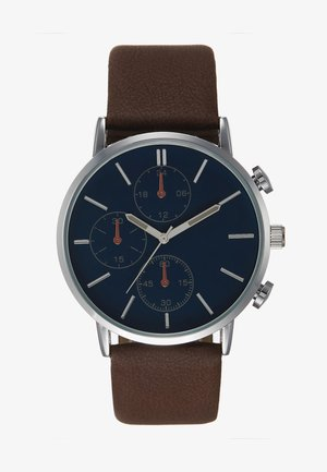 Reloj - cognac