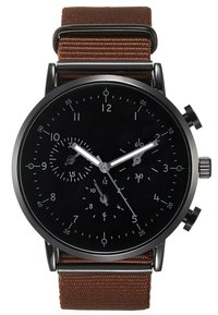 Pier One - SET - Montre - black - 1