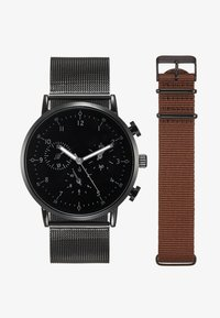 Pier One - SET - Montre - black - 0