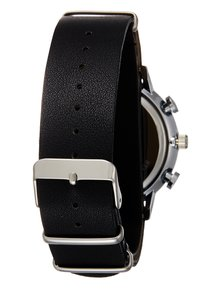 Pier One - Watch - black/silver-coloured - 1