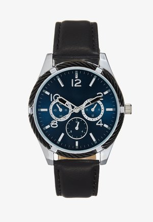 Montre - dark blue/black