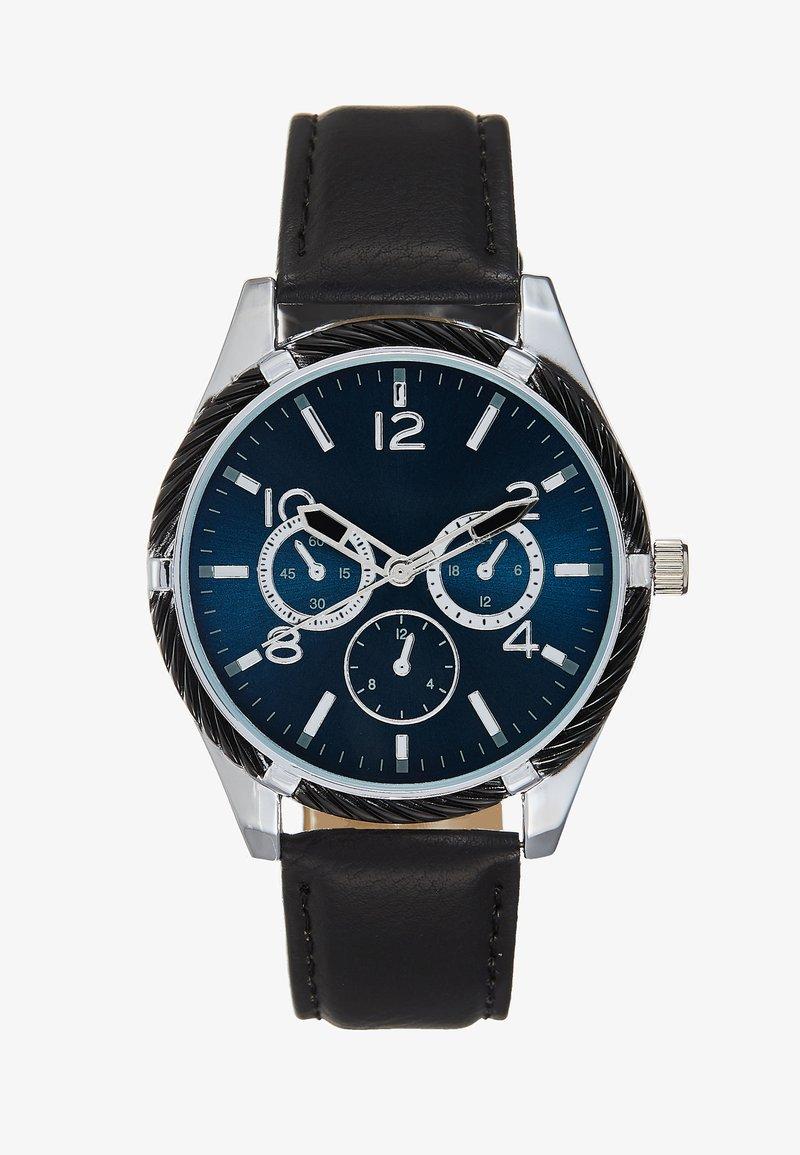 Pier One - Montre - dark blue/black