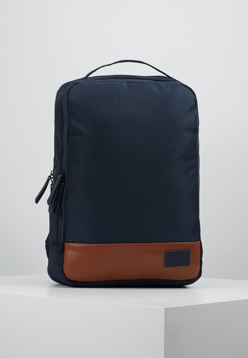 Pier One - Batoh - dark blue/ brown