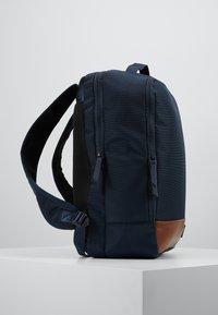 Pier One - Batoh - dark blue/ brown - 3