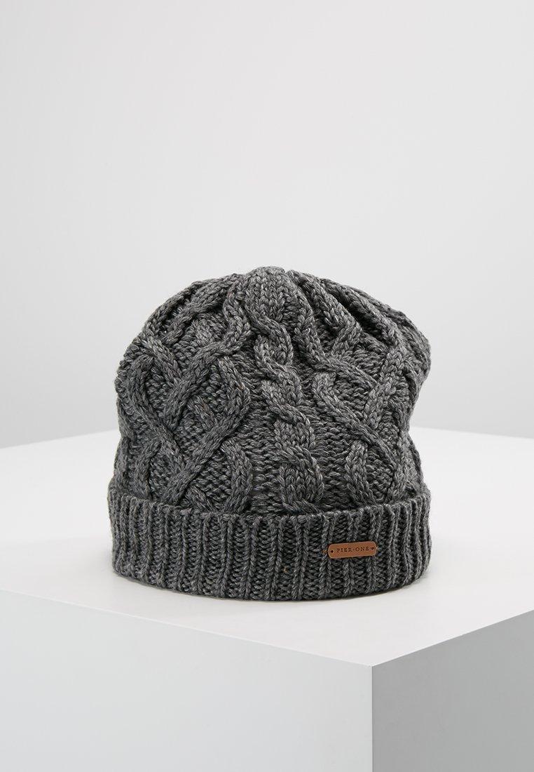 Pier One - Mütze - grey