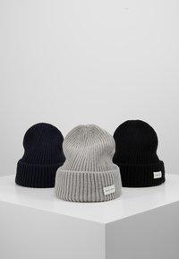 Pier One - Bonnet - grey/dark blue/black - 0