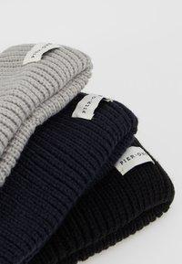 Pier One - Bonnet - grey/dark blue/black - 6