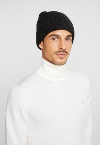 Pier One - Bonnet - black - 1