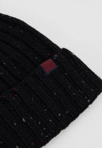 Pier One - Beanie - bordeaux/black - 4
