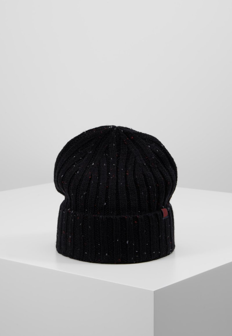 Pier One - Beanie - bordeaux/black