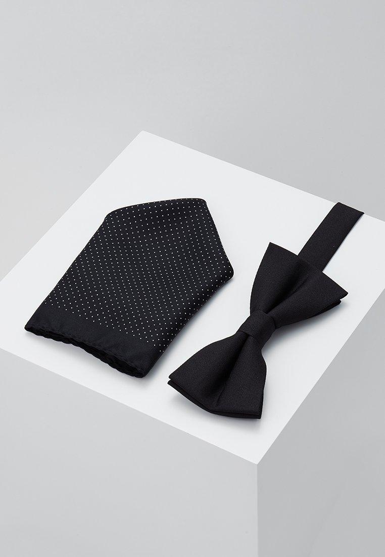 Pier One - SET - Pocket square - black
