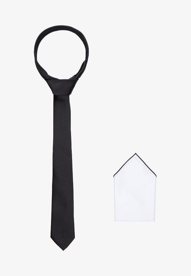 Pier One - Pocket square - black