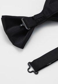 Pier One - SET - Cravate - black - 4
