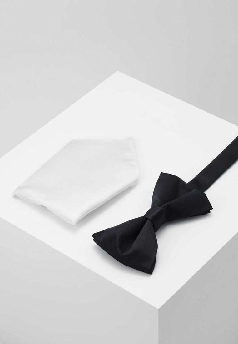 Pier One - SET - Cravate - black