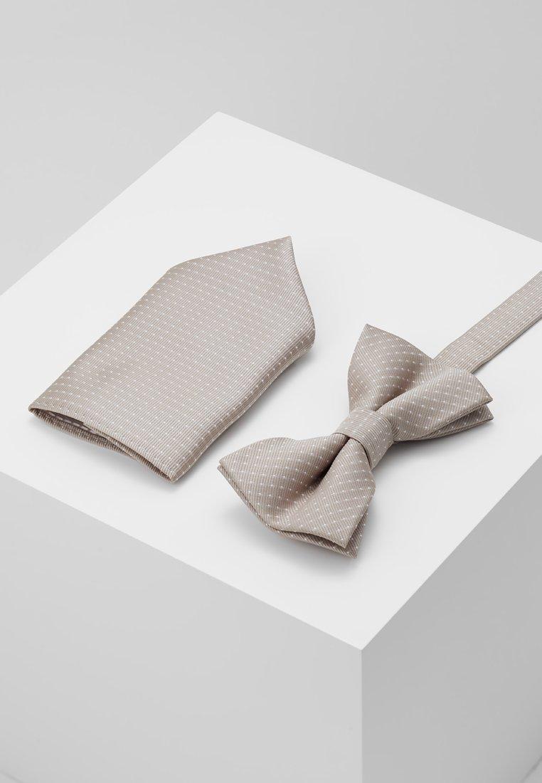 Pier One - SET - Lommetørklæde - taupe