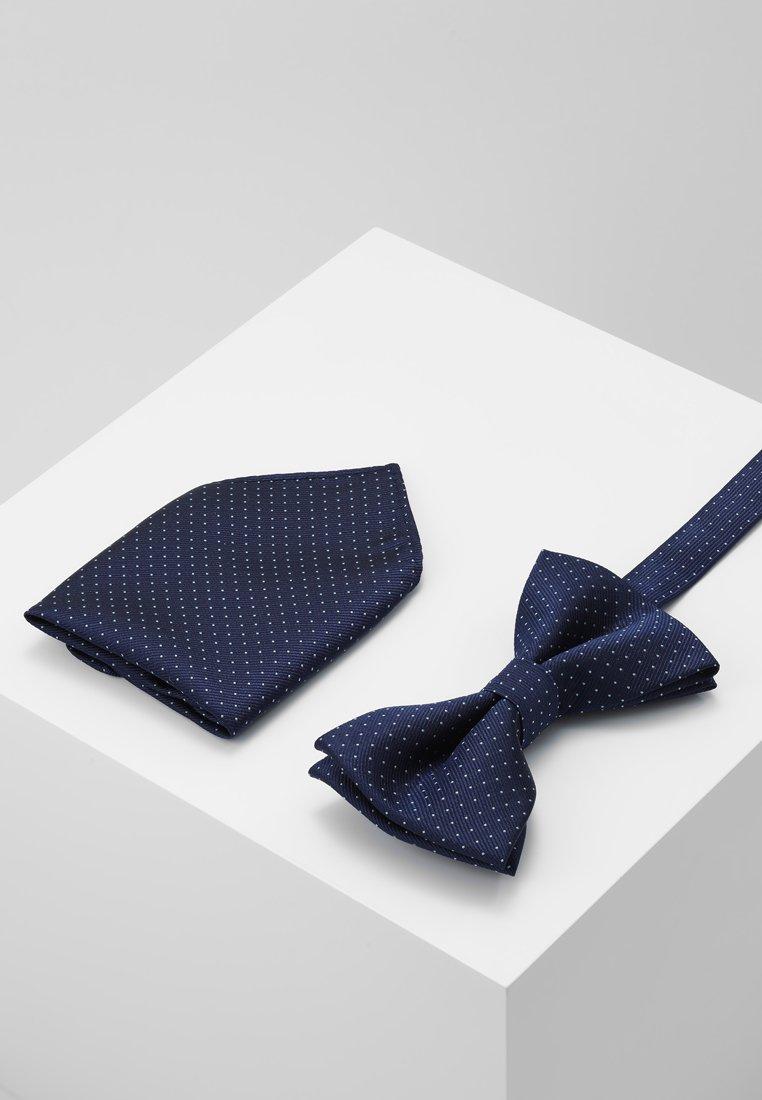 Pier One - SET - Lommetørklæde - light blue